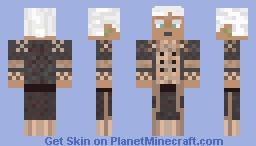 Dedue (Fire Emblem Three Houses) Minecraft Skin