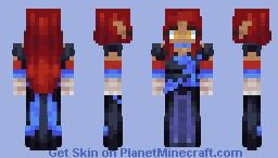 Deryn Geier [X] Minecraft Skin