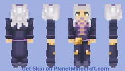 Abbacchio Leone - JoJo's Bizarre Adventure Vento Aureo Minecraft Skin