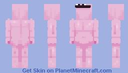 pink ting Minecraft Skin