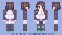 Illuso | JJBA | Vento Aureo Minecraft Skin
