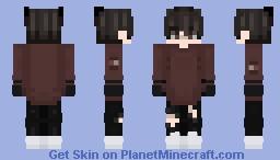 i'm not a furry guys i swear Minecraft Skin
