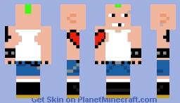 Little Punk Minecraft Skin