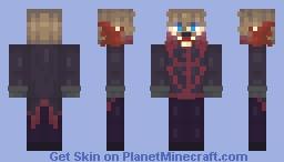 Nigel Schtrom Minecraft Skin