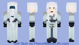 [X] Fancy Elf Pirate Minecraft Skin