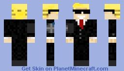My 2b2t Skin! Minecraft Skin