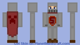 Medieval Knight Minecraft Skin