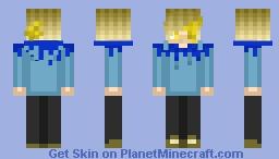 Mirai Park Tweek !! 'LEAVE ME ALONE' Minecraft Skin