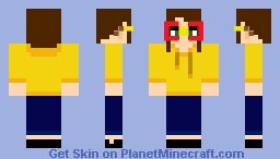me! :))) Minecraft Skin