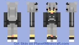 number one Minecraft Skin