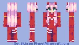 002 // req Minecraft Skin