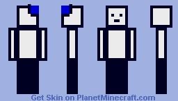 Scomics Minecraft Skin