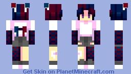 crush /adoptable Minecraft Skin