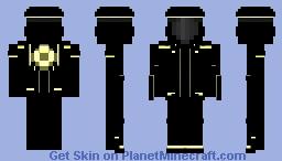 Tron: Legacy [+] Minecraft Skin