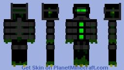 Bounty-hunter Minecraft Skin