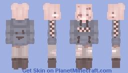 sᴀʜʟᴏᴋᴋsɴɪʀ ♥ ᴏᴄ (Outdated version) Minecraft Skin