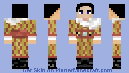 [Don't use on LoTC] Man in Royal Garb Minecraft Skin