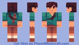 Steve Png Minecraft Skin
