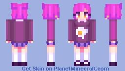 Tamago Minecraft Skin