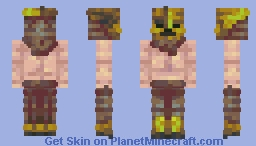 The Executioner Minecraft Skin