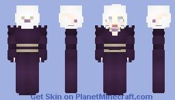 [X] Edgy High-Elf LoTC Minecraft Skin