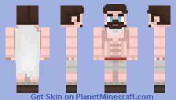 Borderlands 3 - Vaughn Minecraft Skin
