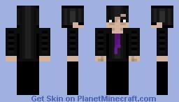 FNaF ~ William Afton ~ Minecraft skin! (WIP/Suggested) Minecraft Skin