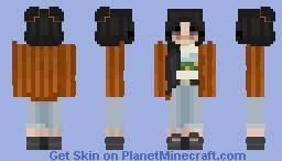 im back!! check desc lmao Minecraft Skin