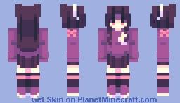 l u n a r - s h a d o w Minecraft Skin