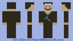 Kan Minecraft Skin
