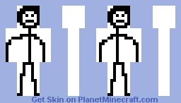 Sketchy... Minecraft Skin