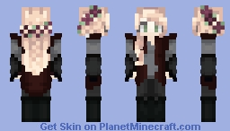 Alessandra D'Amore - Casual Minecraft Skin
