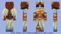 Baneslayer Angel Minecraft Skin