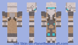 Corpus Crewman Minecraft Skin