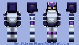 Cream   Stardust Crusaders Minecraft Skin