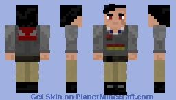 Stalker Pavlov | Minecraft Skin