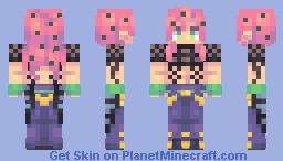 Diavolo | Vento Aureo (Alt Colors/Versions in Desc.) Minecraft Skin