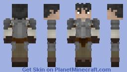 [Generic] Medieval Mercenary Minecraft Skin
