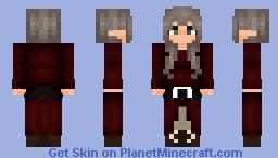 Gwendolyn - An Elderly Elf Minecraft Skin