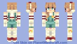 Farmland - CE Minecraft Skin
