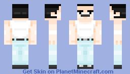 Freddie  Mercury ((𝕃𝕚𝕧𝕖 𝔸𝕚𝕕)) Minecraft Skin