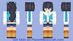 híвíkí gαnαhα - ídσlm@ѕtєr / Request Minecraft Skin