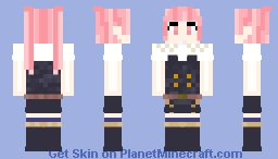 Hilda (Fire Emblem Three Houses) Minecraft Skin