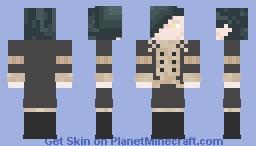 Hubert (Fire Emblem Three Houses) Minecraft Skin