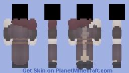 [X] Some Half-Robe, Half-Armor Skin Minecraft Skin