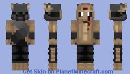 ´nadie Minecraft Skin