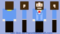 SirGeekyGamer Minecraft Skin