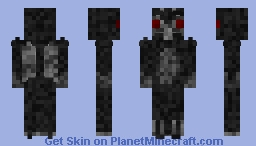 Mothman Minecraft Skin