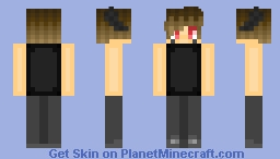 Mirai Park Christopher !! 'A Noble Death' Minecraft Skin