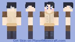 Dolph (Camp Camp) Minecraft Skin